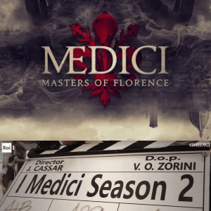 I Medici - Masters of Florence. The Magnificent.