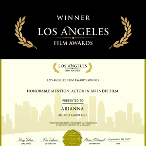 Los Angeles Film Awards