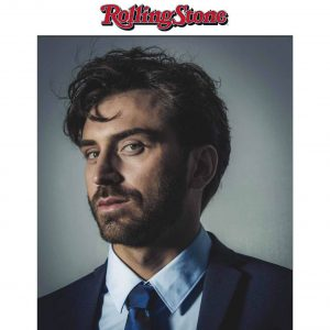 Andrea Garofalo è stato scelto da Rolling Stone Italia tra i volti più interessanti della Mostra del cinema di Venezia.